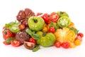Variety of tomato Royalty Free Stock Photo