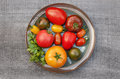Variety of tomato Royalty Free Stock Photo