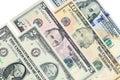 Various Banknotes Of US Dollar...