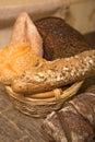 Various bread Royalty Free Stock Photo