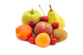 Various fruits Royalty Free Stock Photography