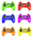Various gamepads Stock Photography