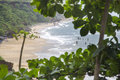 Varkala beach in Kerala state, India Royalty Free Stock Photo