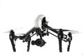 Varna bulgaria april image of dji inspire pro dro drone uav quadcopter which shoots k video and mp still images and is controlled Stock Photo