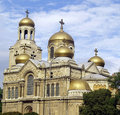 Varna Cathedral Stock Photography