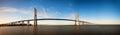 Vasco da Gama panorama Royalty Free Stock Photo
