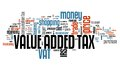 VAT Value Added Tax Royalty Free Stock Photo