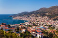 Vathy Samos Royalty Free Stock Photo