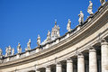 The vatican city detail of in romw italy Stock Photos