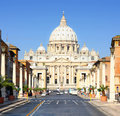 Vatican City, Rome, Italy Royalty Free Stock Photo