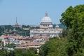 Vatican, Italy. Royalty Free Stock Photo