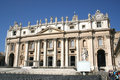 Vaticano S. Pietro Roma Royalty Free Stock Images