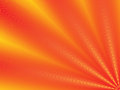 Vector abstract background with fiery gradient eps Stock Images