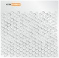 Vector abstract background hexagon web design Stock Photo
