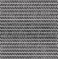 Vector abstract background pattern made from black and white cube shapes for art graphic designs Royalty Free Stock Photo