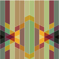 Vector abstract colorful geometric pattern retro and art deco st Royalty Free Stock Photo