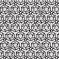 Vector abstract dotted geometric pattern background. Based on ethnic ornaments. Stipple technique. Pointillism