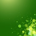 Vector abstract eco background green eps Royalty Free Stock Images