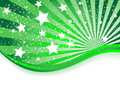 Vector. Abstract green background Royalty Free Stock Photo