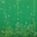 Vector abstract green detailed background Royalty Free Stock Photo