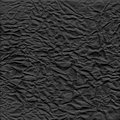 Vector background crumpled blac paper may use as for your design Stock Image