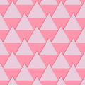 Vector background pink diamonds for Valentines Day Royalty Free Stock Photo
