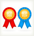 Vector best choice Royalty Free Stock Images