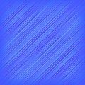 Vector blue diagonal lines background abstract pattern Stock Photo