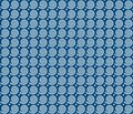 Vector Blue Geometric Background Royalty Free Stock Photos