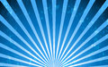 Vector blue radial vintage style background Royalty Free Stock Photo