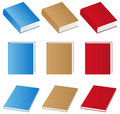 Vector Books Royalty Free Stock Images
