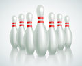 Vector Bowling Stock Images