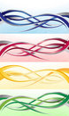 Vector bright banner Royalty Free Stock Photo