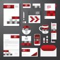 Vector brochure, flyer, magazine cover booklet poster design template