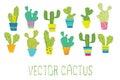 Vector cactus