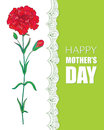 Vector Card For Mother Day Wit...