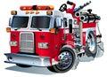 Vektor návrh maľby nákladné auto