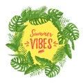Summer Vibes design