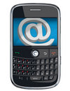 Vector cell phone / PDA / Blackberry Stock Image