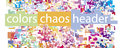 Vector chaos Royalty Free Stock Photo