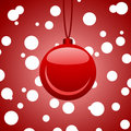 Vector Christmas Background. Vector illustrati Royalty Free Stock Photography