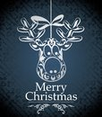 Vector christmas design elements illustration Stock Photo