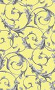 Vector classic seamless pattern background. Classical luxury old fashioned classic ornament, royal victorian seamless texture for