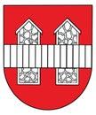 Vector Coat of arms of Innsbruck city, Austria, seal, emblem.