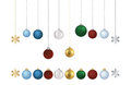 VECTOR COLORED BALLS WITH CHAIN