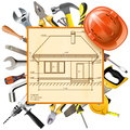 Vector Construction Layout