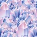 Vector crystals pattern