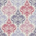 Vector damask seamless pattern background. Classical luxury old fashioned damask ornament, royal victorian seamless texture.