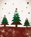 Vector decoration background for christmas gift cards and designs Stock Image