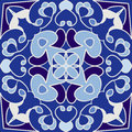 Vector decorative element. Beautiful colored pattern for design and fashion